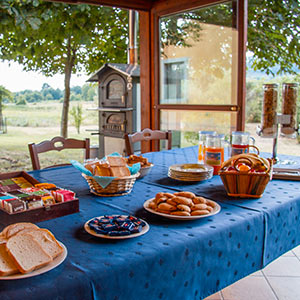 Cooking classes, trekking routes, horseback riding and mountain bike tours in Tuscany